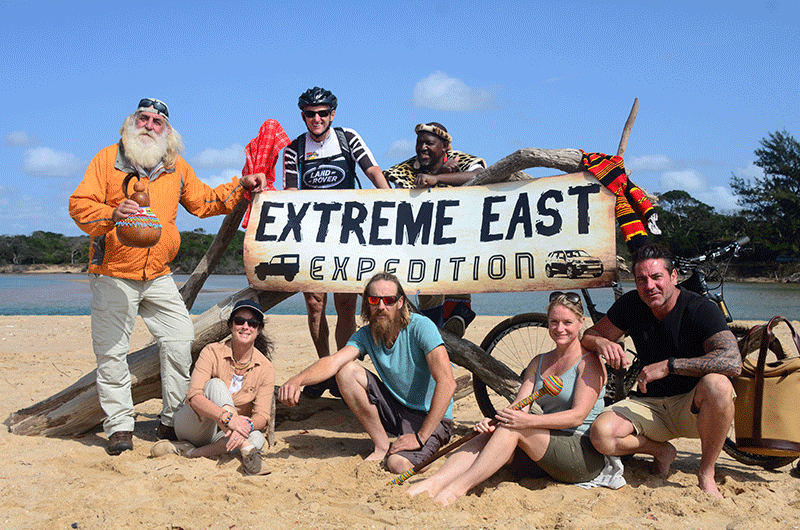 We Journey to Africa's Extreme East with Kingsley Holgate