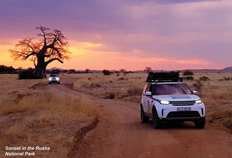 Journey to Africa's Extreme East – Kingsley Holgate