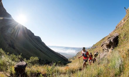 The Cathedral Peak Challenge – more than just a race to the top