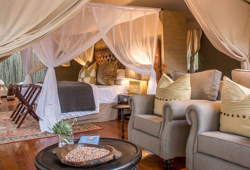 WIN 2 Nights at Rhino Sands Safari Camp
