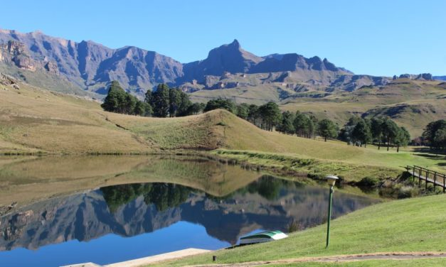 Goodersons Drakensberg Gardens Golf and Spa Resort