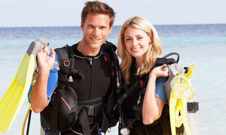 "WIN a voucher to do the ""Discover Scuba Diving Course"""