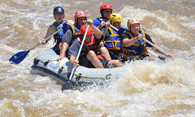 Members Only – WIN a Full Day River Rafting trip for two