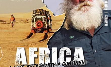 Book Review — Africa – A Love Affair with a Continent by Kingsley Holgate