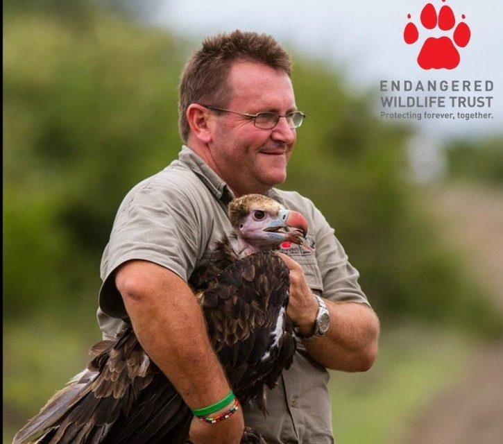Endangered Wildlife Trust Wins Prestigious Award for Endangered Species Conservation