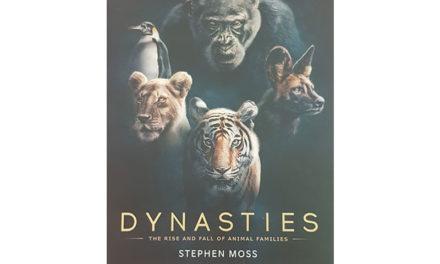 Win a copy of Stephen Moss's Dynasties