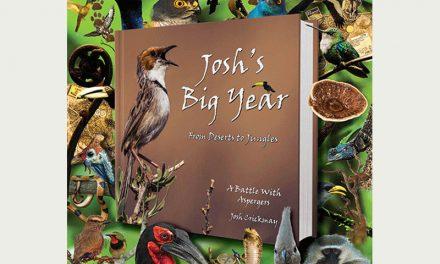 Win 1 of 2 Copies of Josh's Big Year