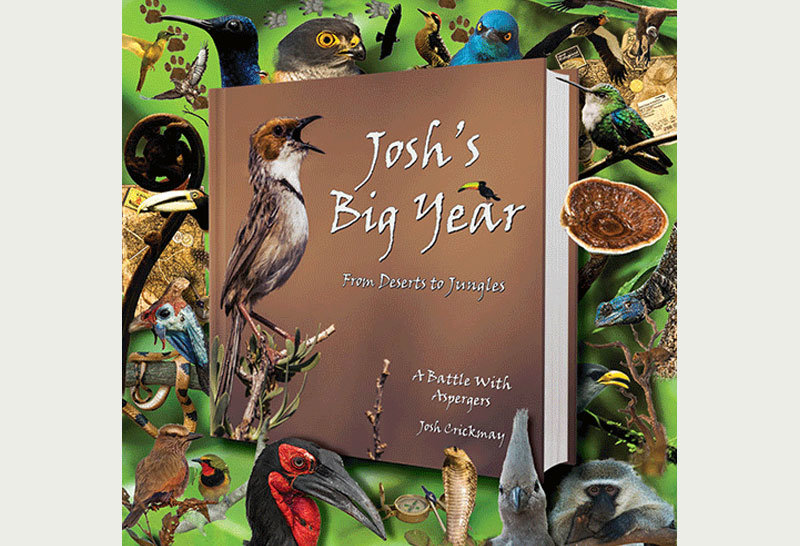 Win 1 of 2 Copies of Josh's Big Year