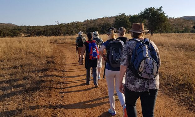 Members Only – WIN a Wildside Walking Safari 3 Night Wilderness Trail for two