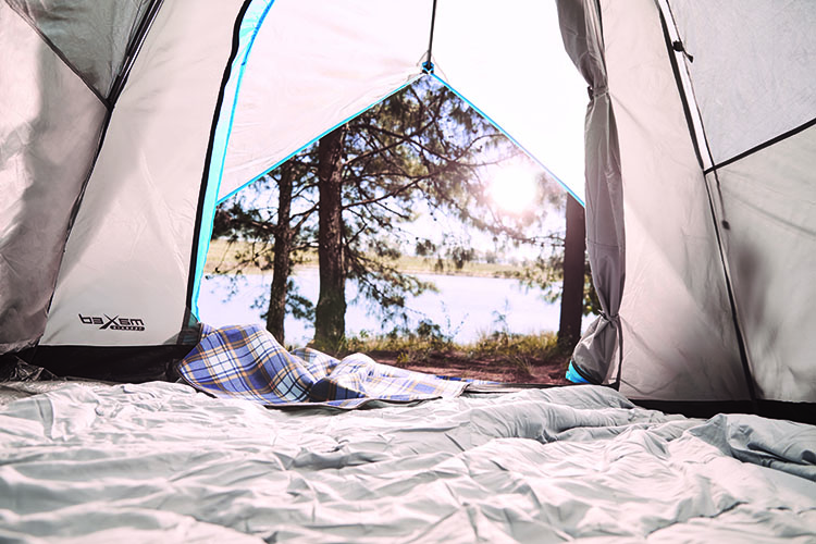 PITCH PERFECT: SET UP YOUR TENT LIKE A PRO