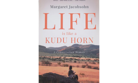 Members Only – WIN a Copy of Life is Like a Kudu Horn by Magaret Jacobsohn