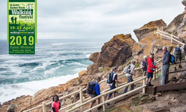 HI-TEC GARDEN ROUTE WALKING FESTIVAL 2019