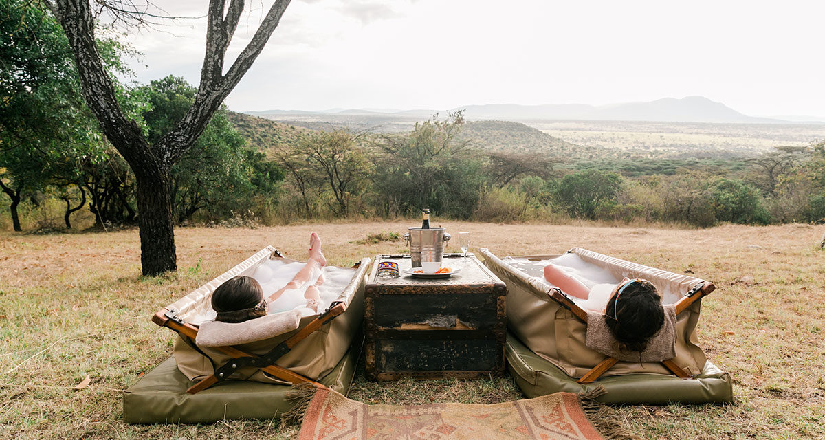 Digital Detox on a Luxury Safari