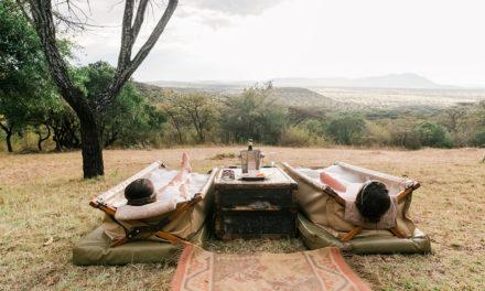 Digital Detox on a Luxury Safari