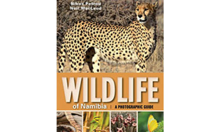 WIN One of two copies of Wildlife of Namibia A Photographic Guide