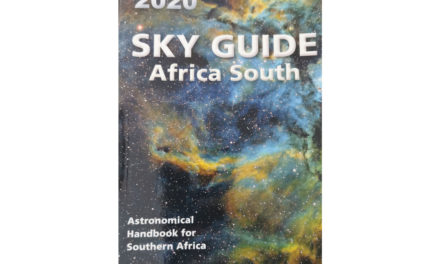 WIN 1 of 2 copies of the Sky Guide Africa 2020 valued at R145