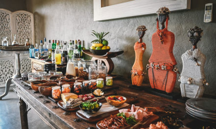Foodies on Safari in South Africa