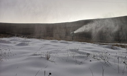 Afriski Mountain Resort's automated snowmaking system saves energy and maximises snow production