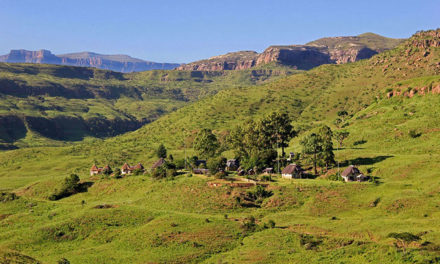 WIN a 3 night stay in one of the Sungubala Eco Camp Chalets