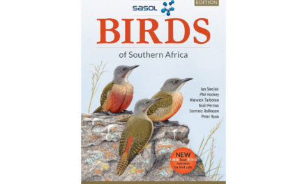Win a copy of Sasol Birds of Southern Africa