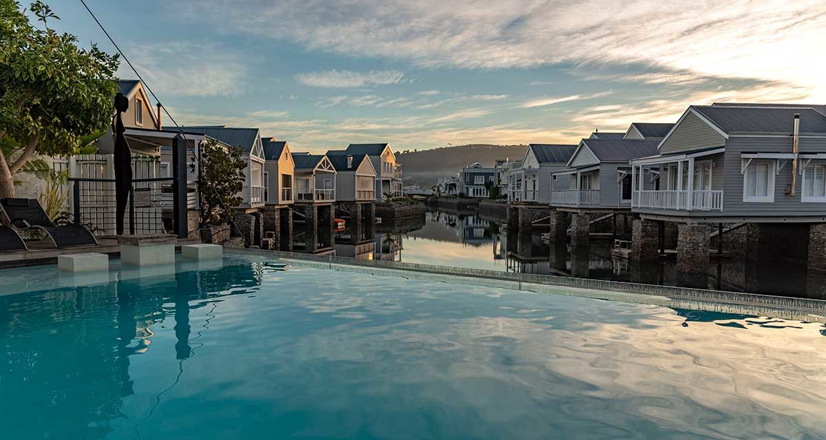 Win 2 midweek nights for a couple sharing on a BB basis and one 3 course dinner at the Turbine Hotel & Spa (Knysna)