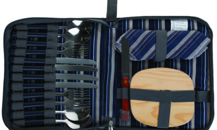 Win a 4 person Picnic Utensil Set valued at R450