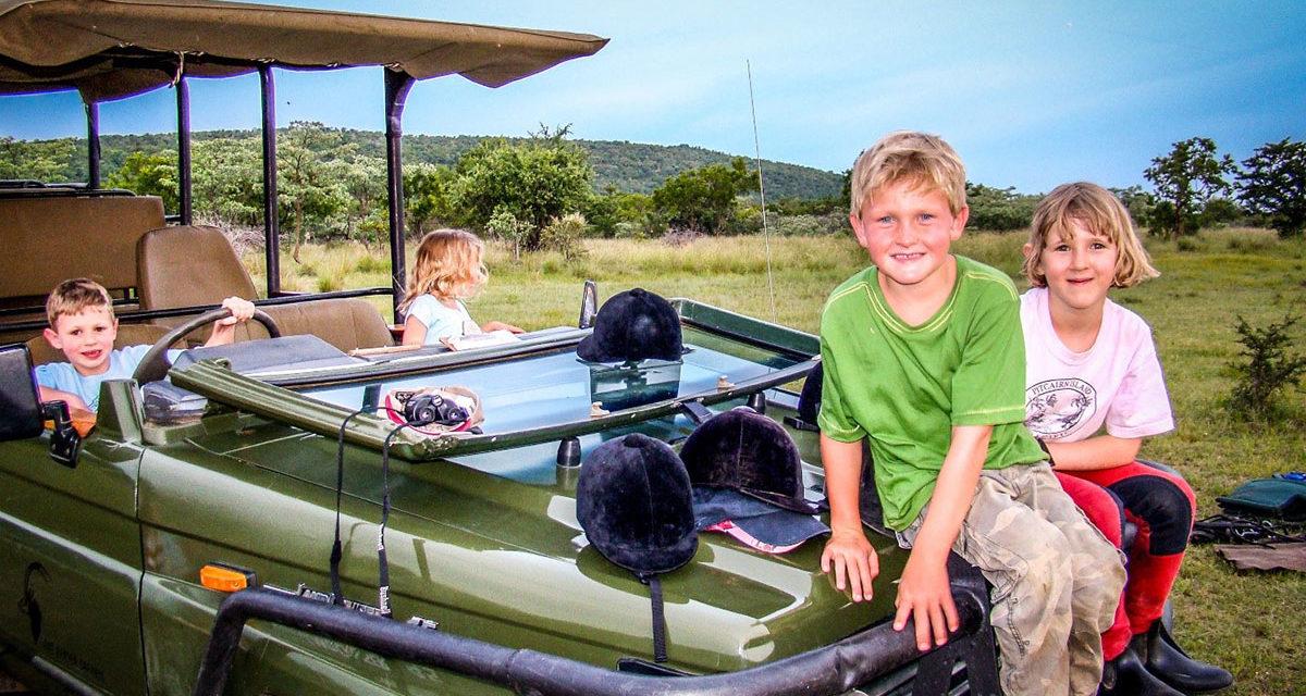 Safari Activities Your Kids Will Love