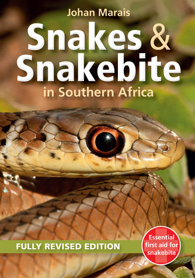 Win a copy of Johan Marais SNAKES AND SNAKEBITE valued at R250