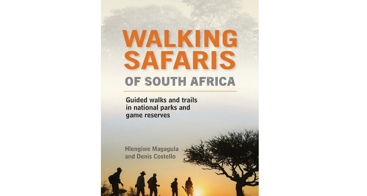 "Win 1 of 2 copies of "" WALKING SAFARIS OF SOUTH AFRICA"""