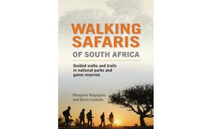 "Win 1 of 2 copies of "" WALKING SAFARIS OF SOUTH AFRICA"""