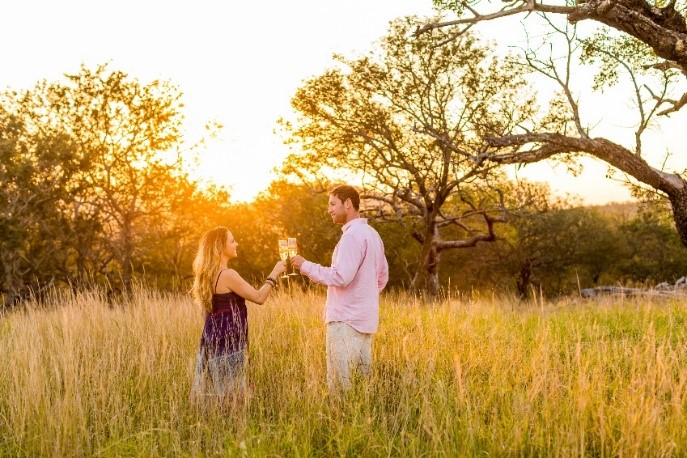 What makes the perfect safari honeymoon in South Africa?